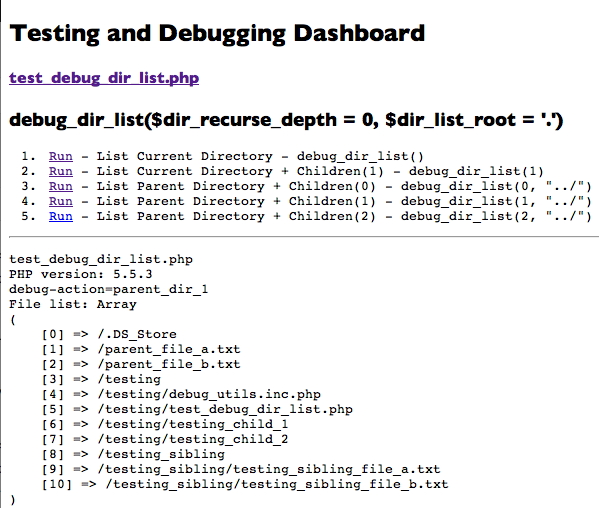 test_debug_parent_dir_1 in browser third test link chosen